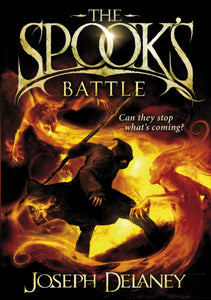 The Spook's Battle : Book 4-9781862308541