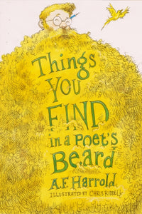 Things You Find in a Poet's Beard-9781909136618
