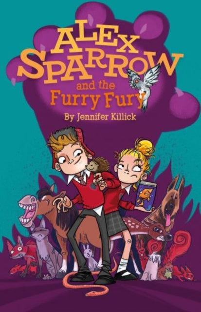 Alex Sparrow and the Furry Fury : 2-9781910080740
