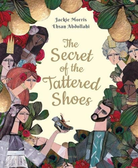 The Secret of the Tattered Shoes-9781910328378