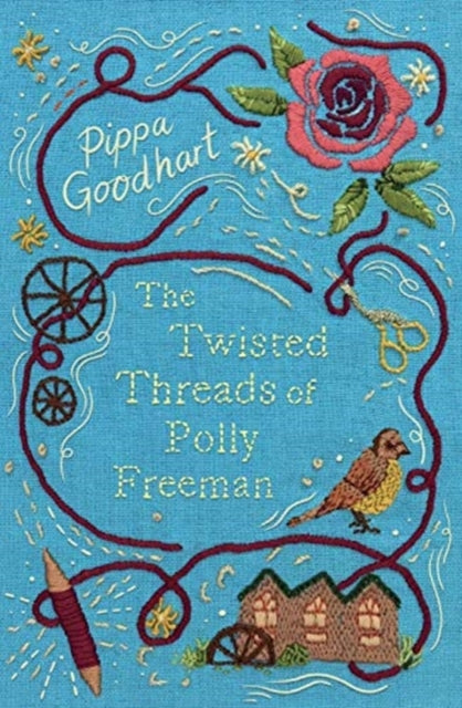 The Twisted Threads of Polly Freeman-9781910611227