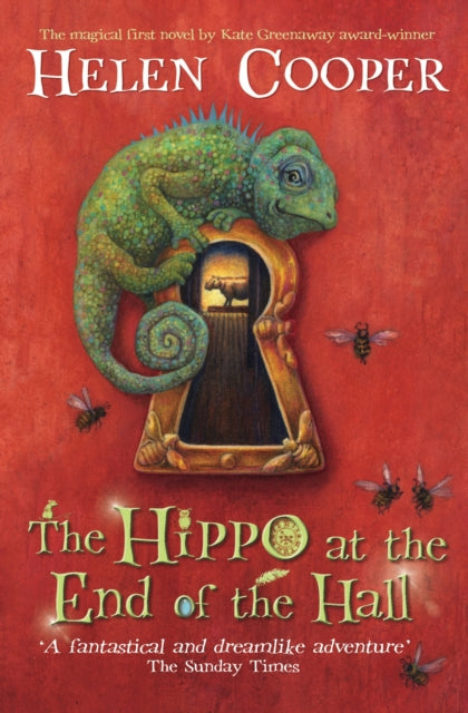 The Hippo at the End of the Hall-9781910989760