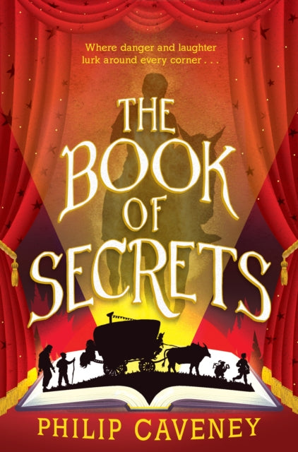 The Book of Secrets-9781912979141