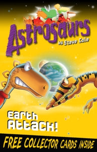 Astrosaurs 20- Earth Attack - 2nd hand