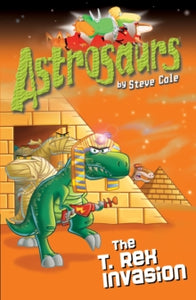 Astrosaurs 21- T Rex invasion - 2nd hand