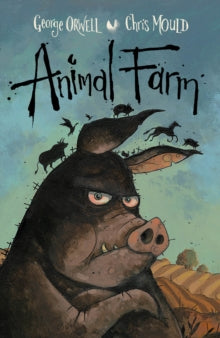 Animal Farm - new illustrated version with signed bookplate and ltd edtn artwork