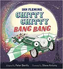 Ian Fleming's Chitty Bang Bang - due 17th Sept
