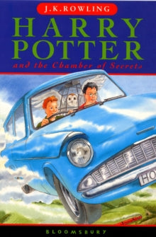 Harry Potter and the Chamber of Secrets - 2nd Hand