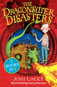 Dragonsitter Disasters 3 in 1 - 2nd hand