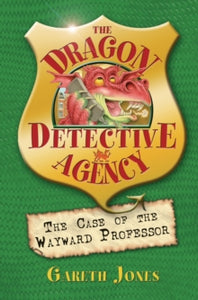 Dragon Detective Agency 2 - Case of the wayward professor - 2nd Hand