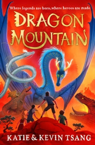 Dragon Mountain - with dual signed bookplate