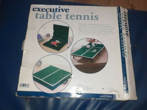Executive Table Tennis - 2nd hand