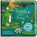 Freddy the Frog (small edtn - board book) - previously loved