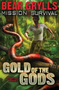 Mission Survival 1- Gold of the Gods - 2nd Hand