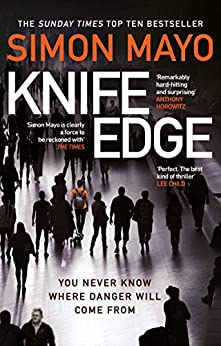 Knife Edge - signed book plate
