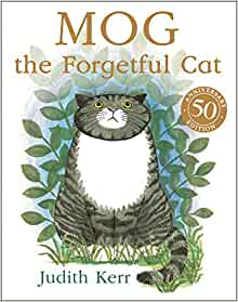 Mog the forgetful cat - mini edition -2nd hand
