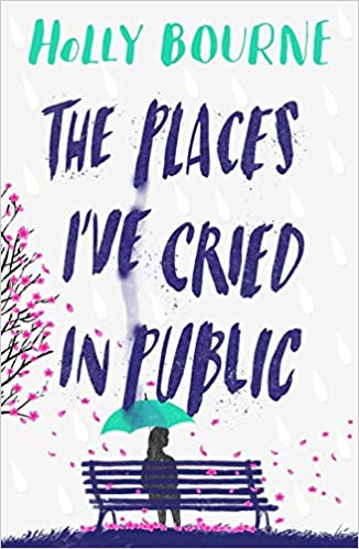 Places I've cried in public - signed