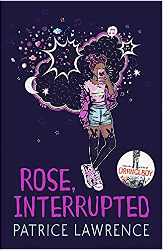 Rose, Interrupted - signed