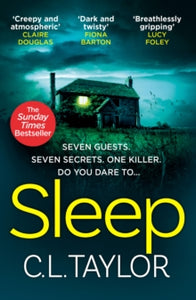 Sleep - with signed bookplate