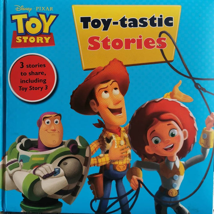 Toy Story 3 in 1 Gift Book - 2nd hand