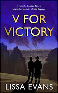V for Victory - signed book plate