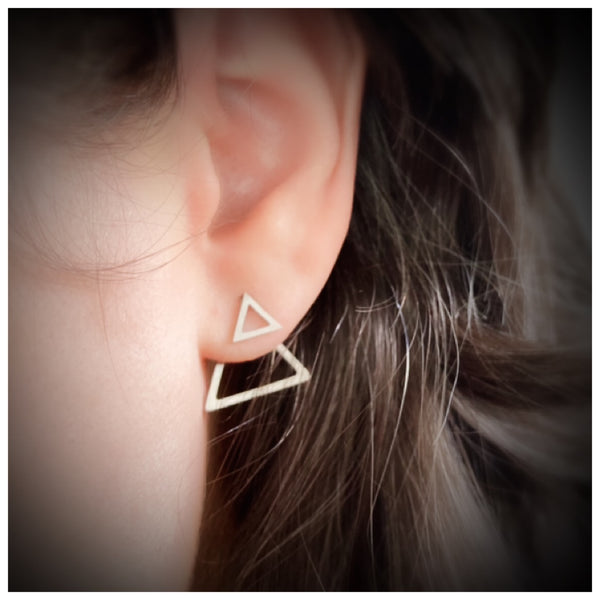 Triangle ear jackets