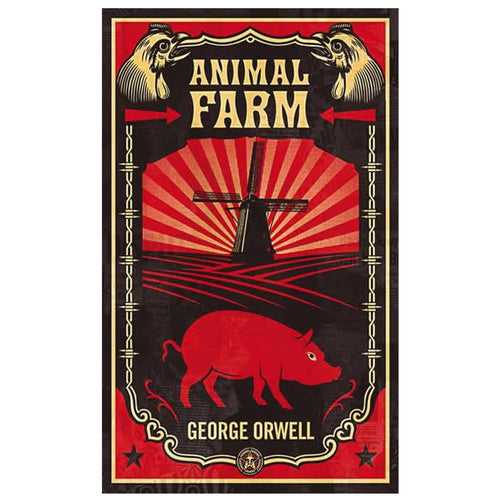 Shepard Fairey (Obey Giant) - Animal farm print - 2008