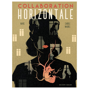 Carole Maurel - Collaboration Horizontale - Illustration originale 4