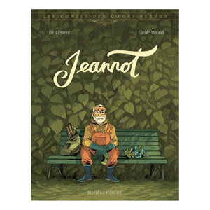 Carole Maurel - Jeannot - Illustration originale 1