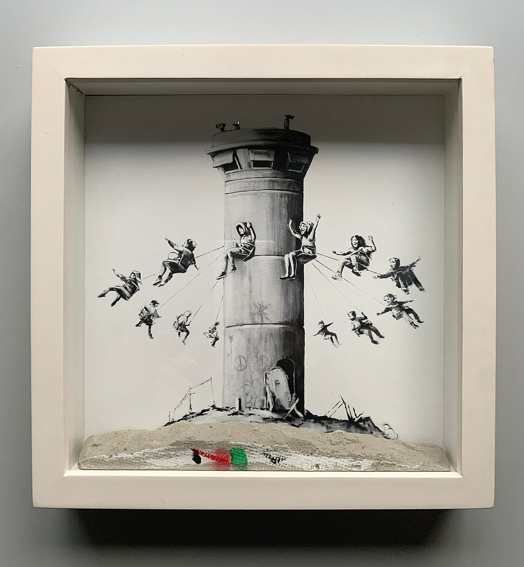 Banksy - Walled Off Hotel Box Set, 2017-18 (2018)