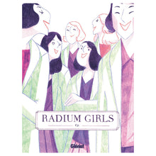 Charger l'image dans la galerie, Cy. - Radium Girls - Couverture originale