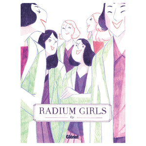Cy. - Radium Girls - Couverture originale