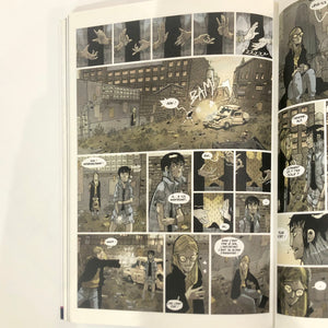 Mathieu Bablet - Midnight Tales volume 1 page originale 28
