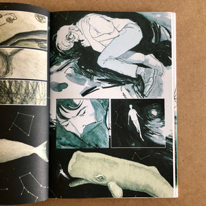 Vincenzo Balzano - Clinton Road - planche originale 37