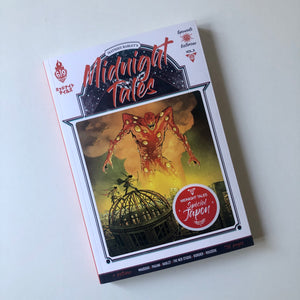 Mathieu Bablet - Midnight Tales volume 3 couverture originale