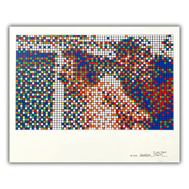 Invader - Rubik Scream II - 2007