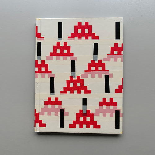 Invader - Book Rubik Space Limited Edition - 2005