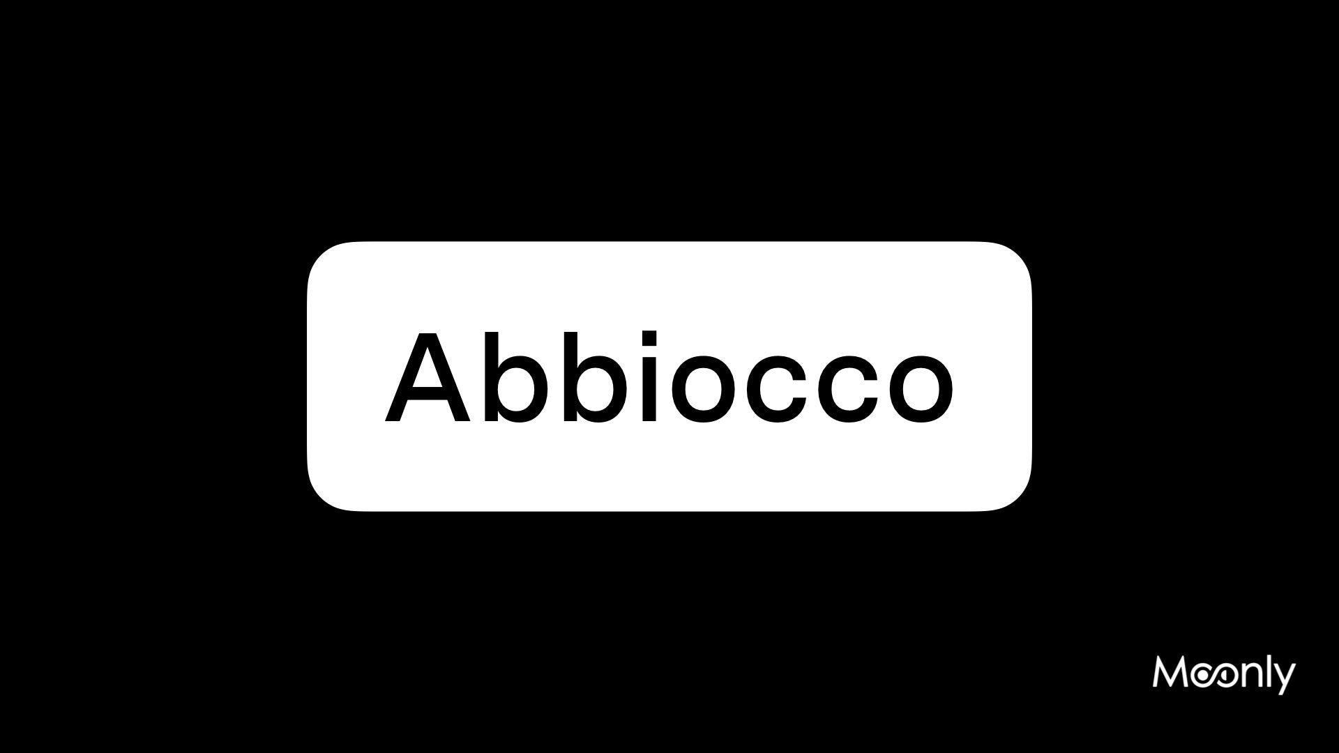 Abbiocco e wellbeing