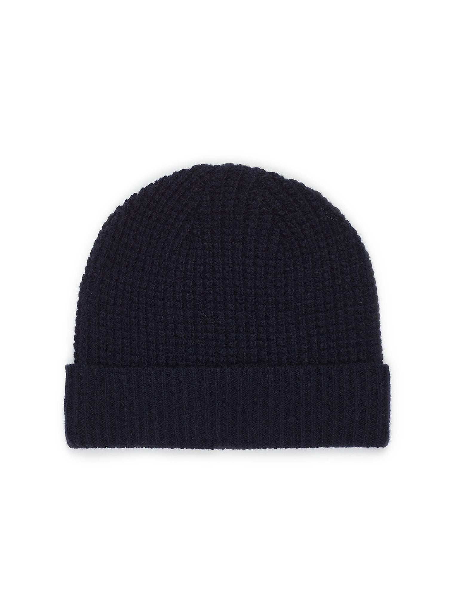 Angeiras Beanie Navy Blue