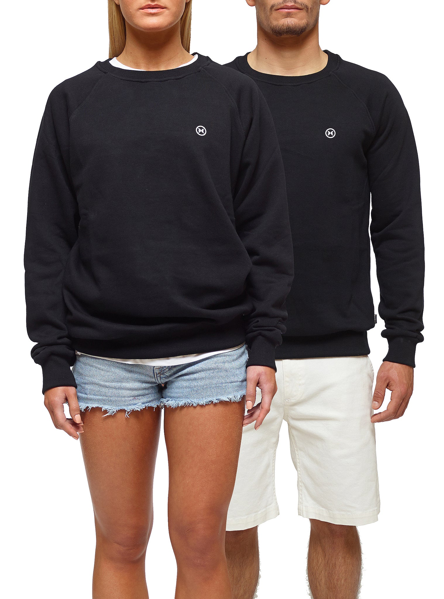 Sweat Sweat Crewneck Black