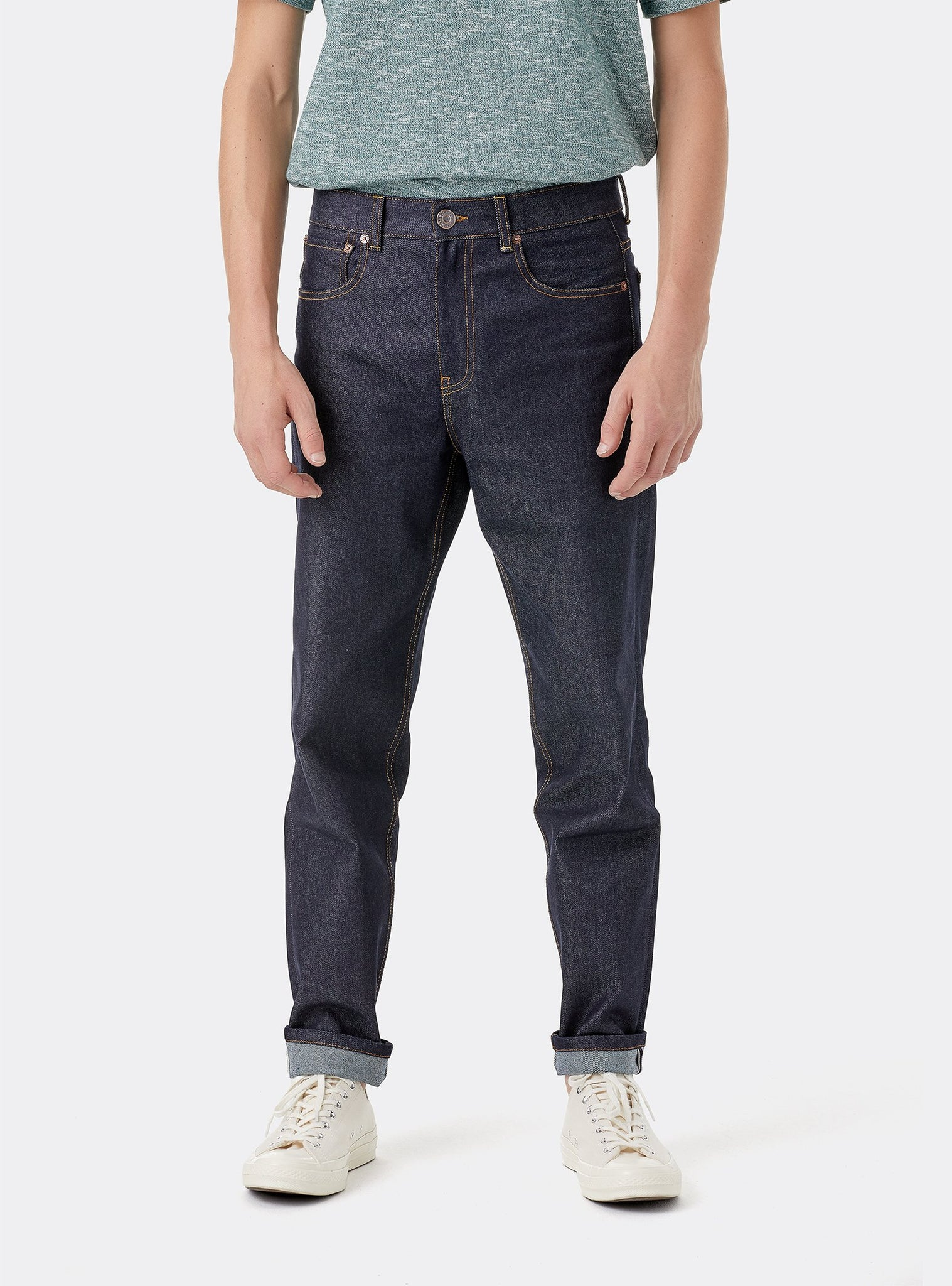 Core Pants Dark Blue