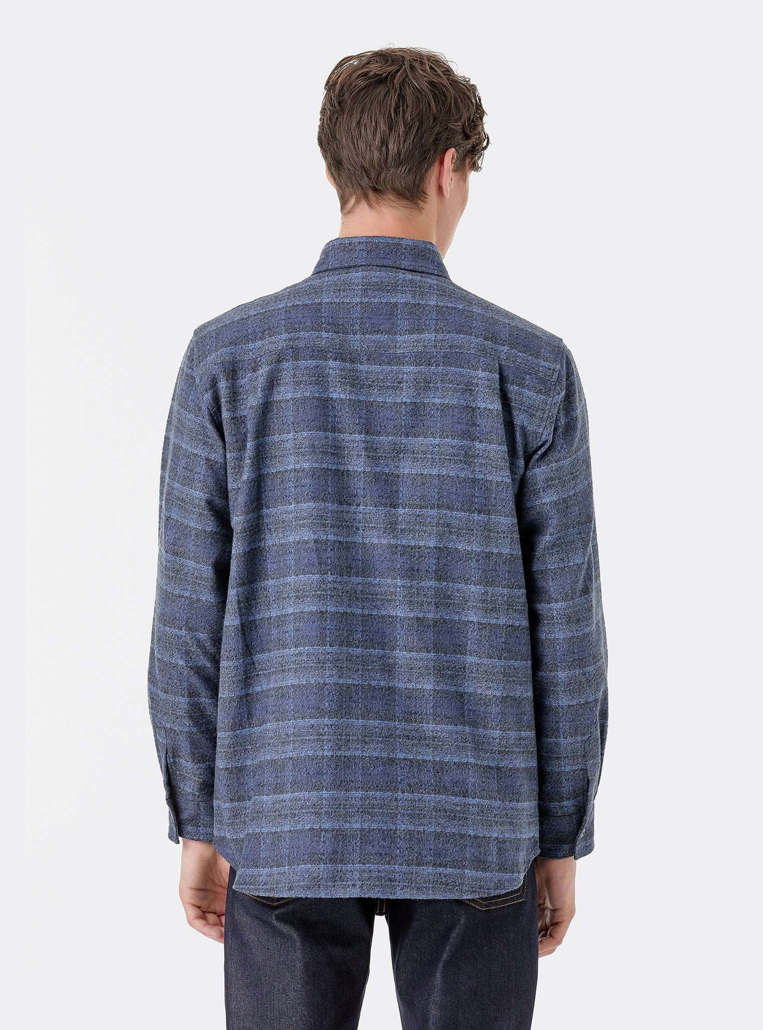 Chiller Shirt Longsleeve Navy Blue