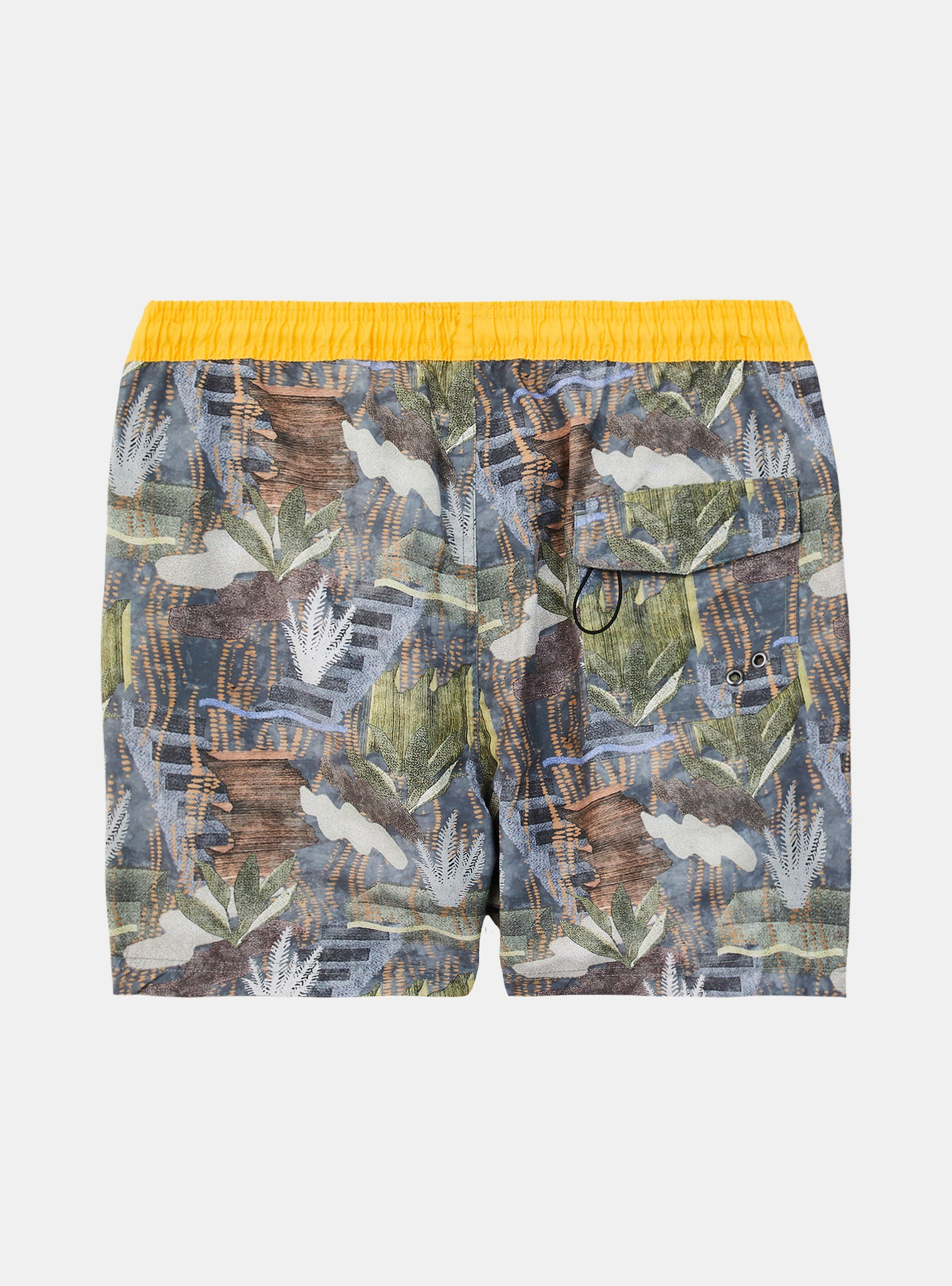 Beach Flash Volley Short Yellow