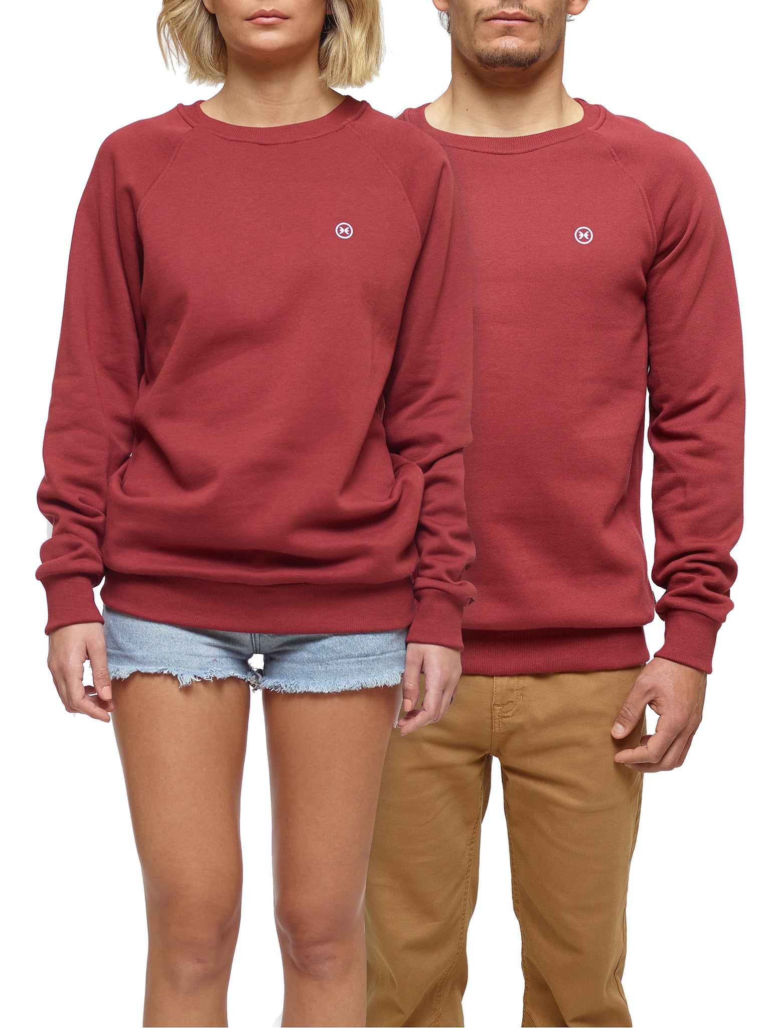 Sweat Sweat Crewneck Red