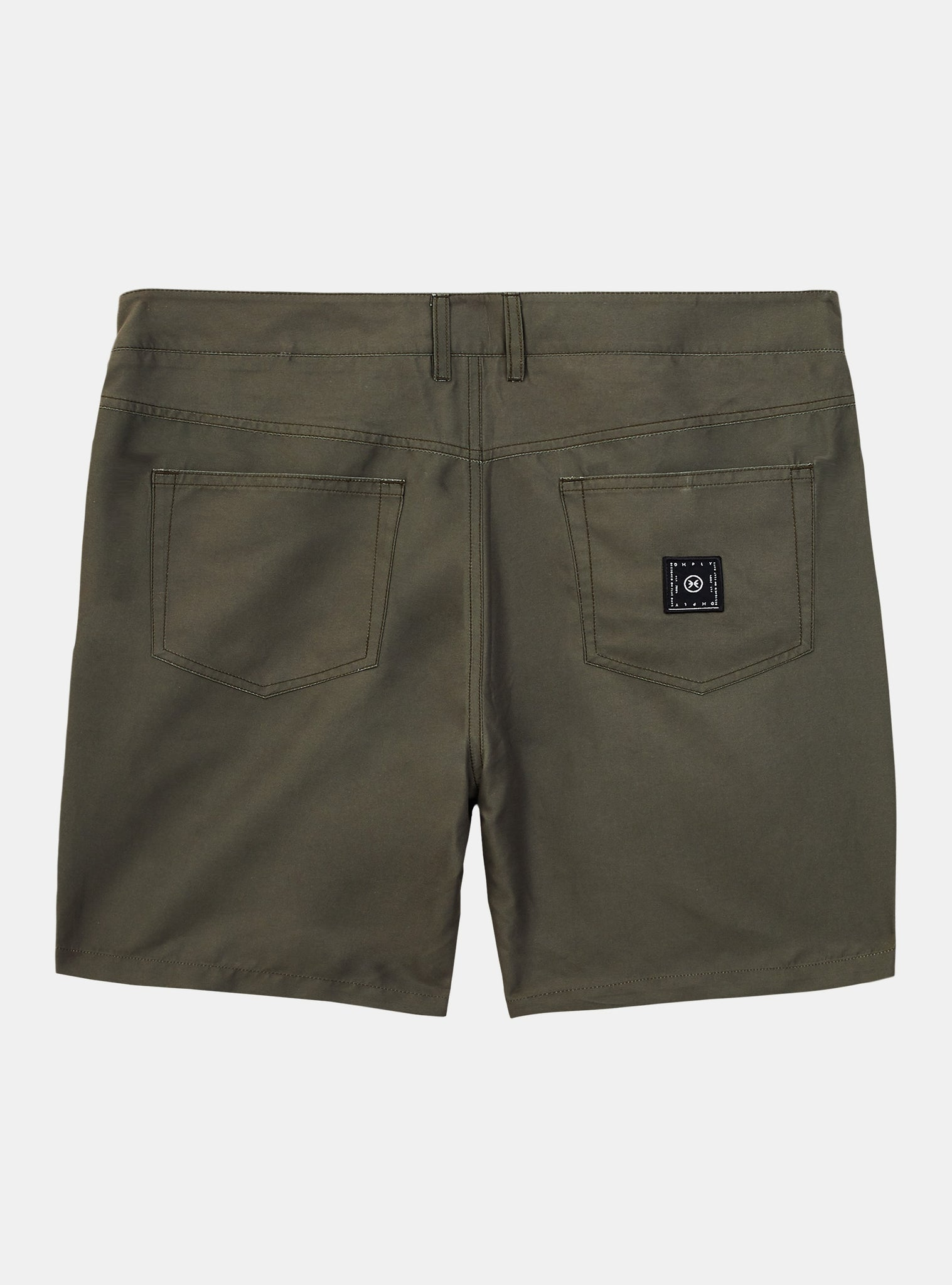 Moon Walker Boardshort Green