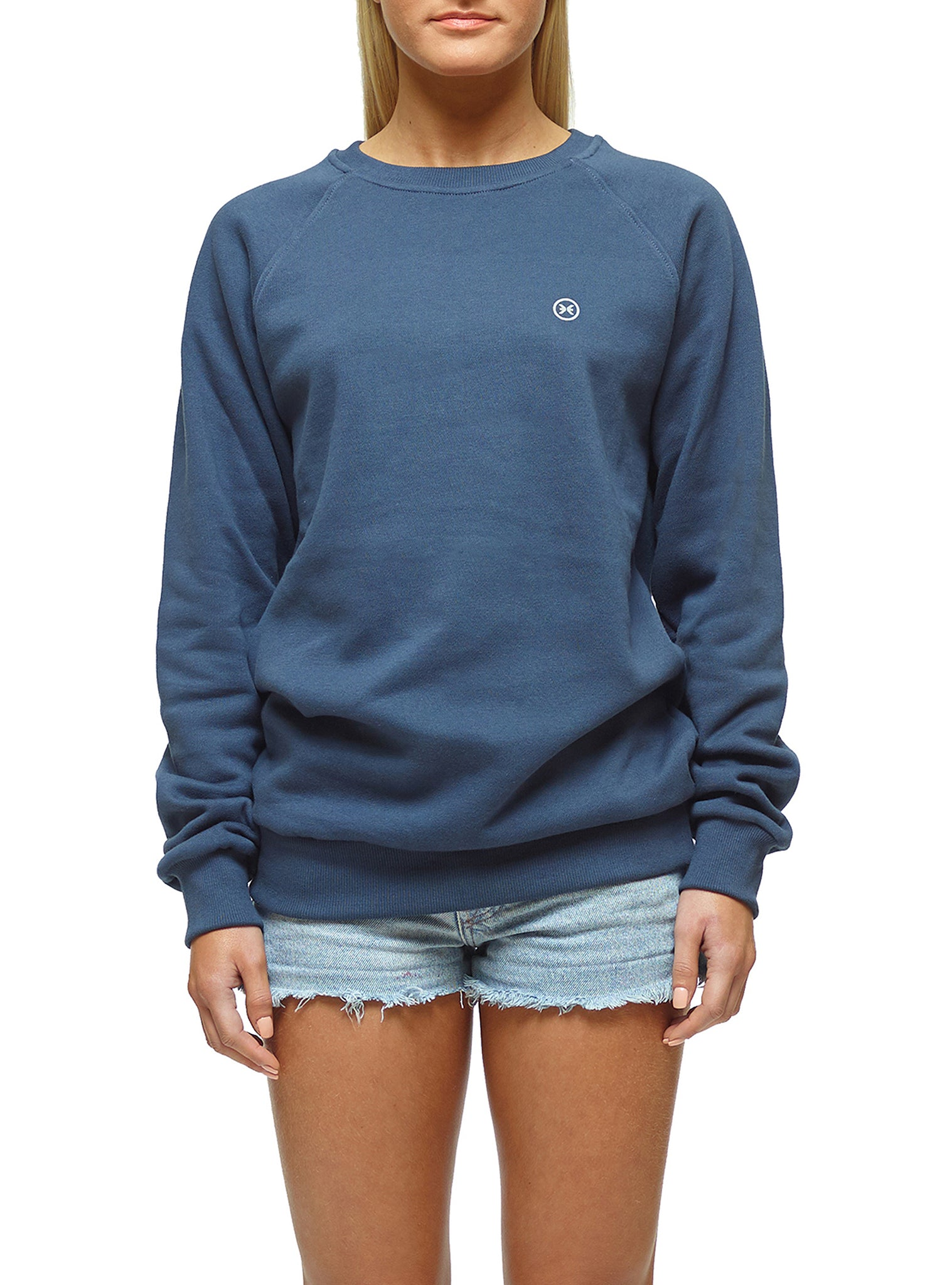Sweat Sweat Crewneck Blue