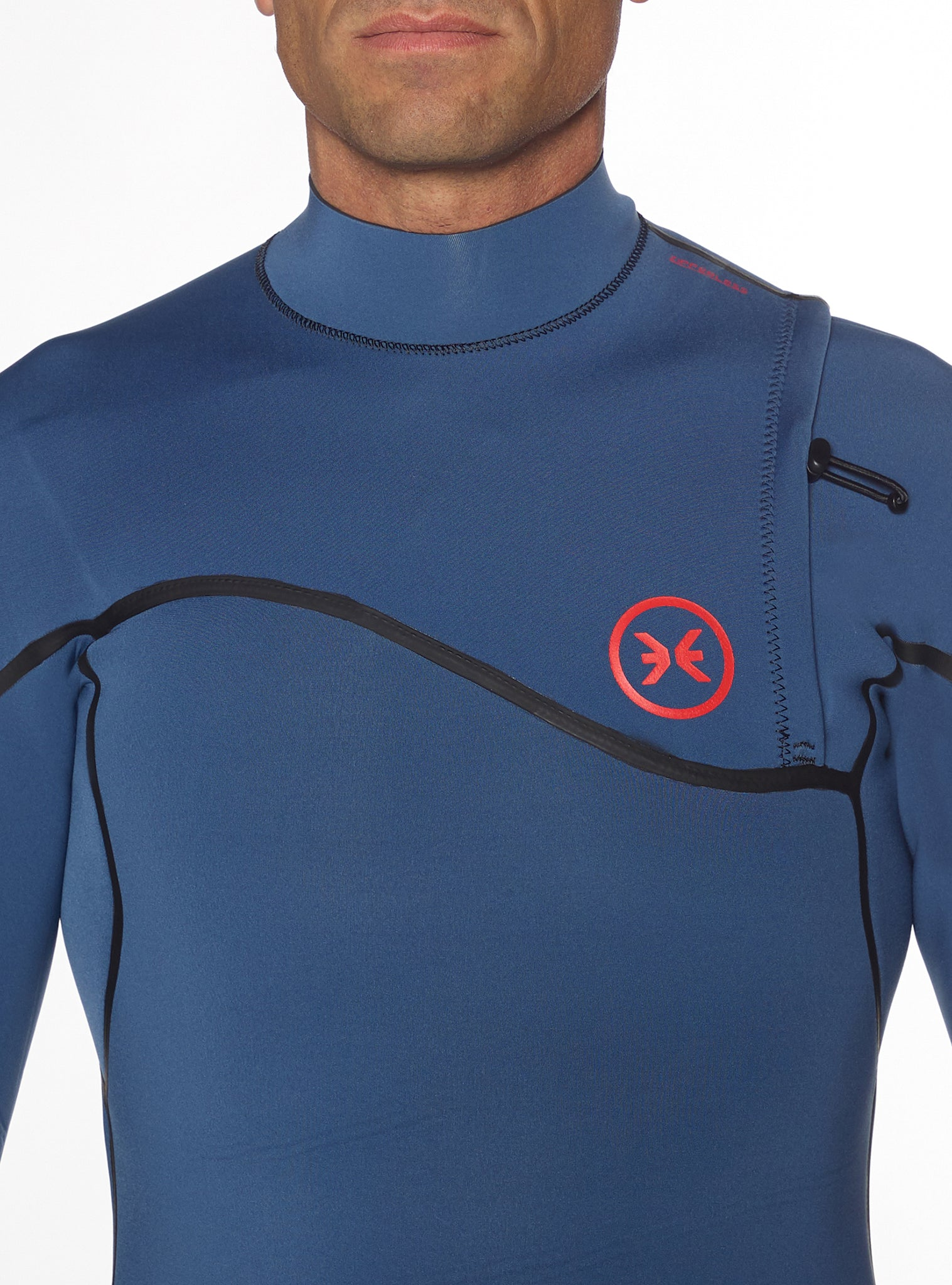 Wetsuit Man Performance 3/2 Zipperless Blue