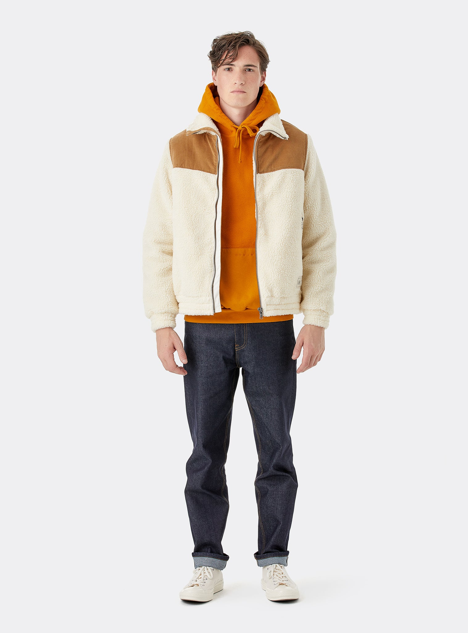 Hype Jacket Beige