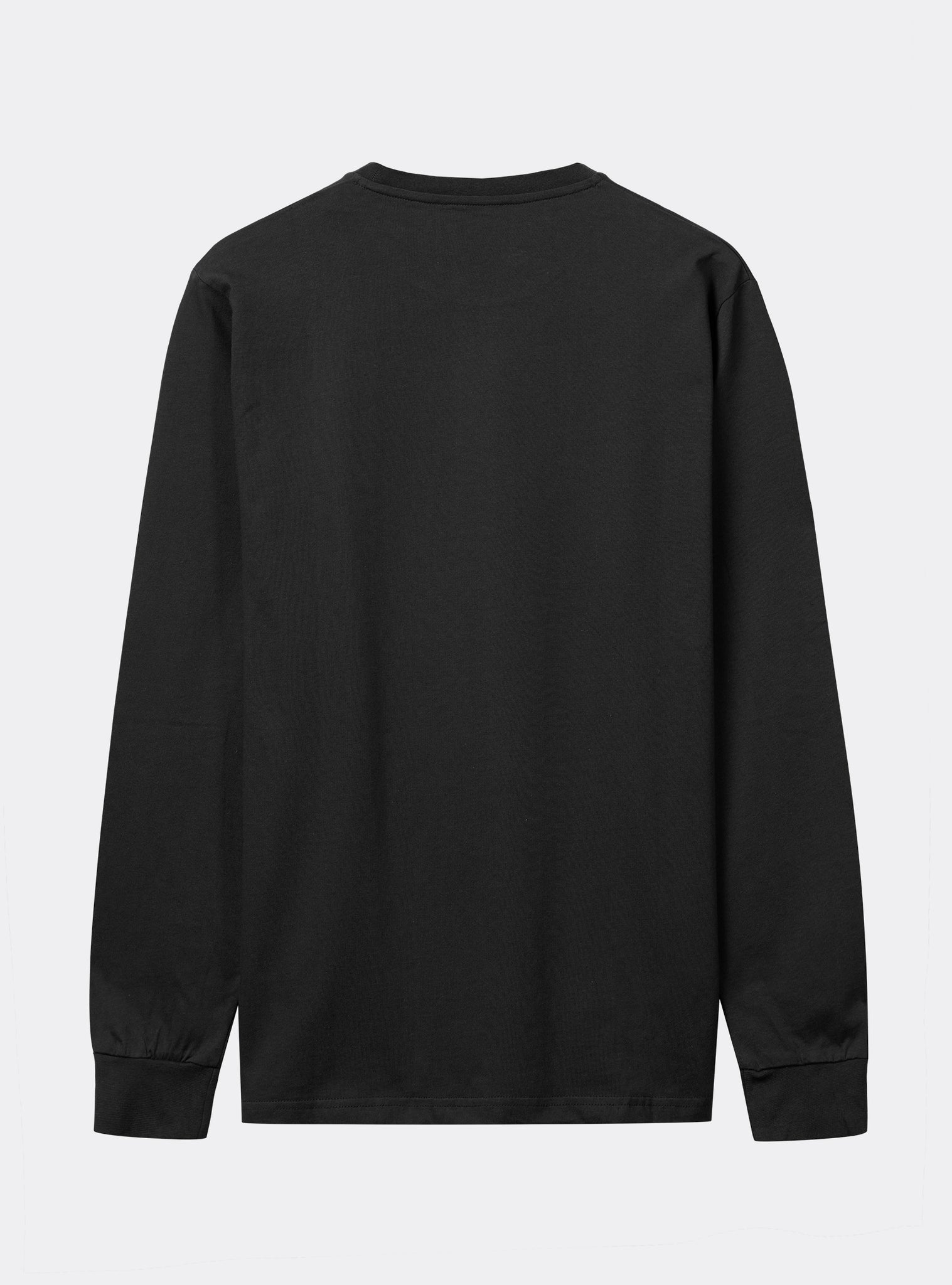 Techno 2 Tee L/s Black