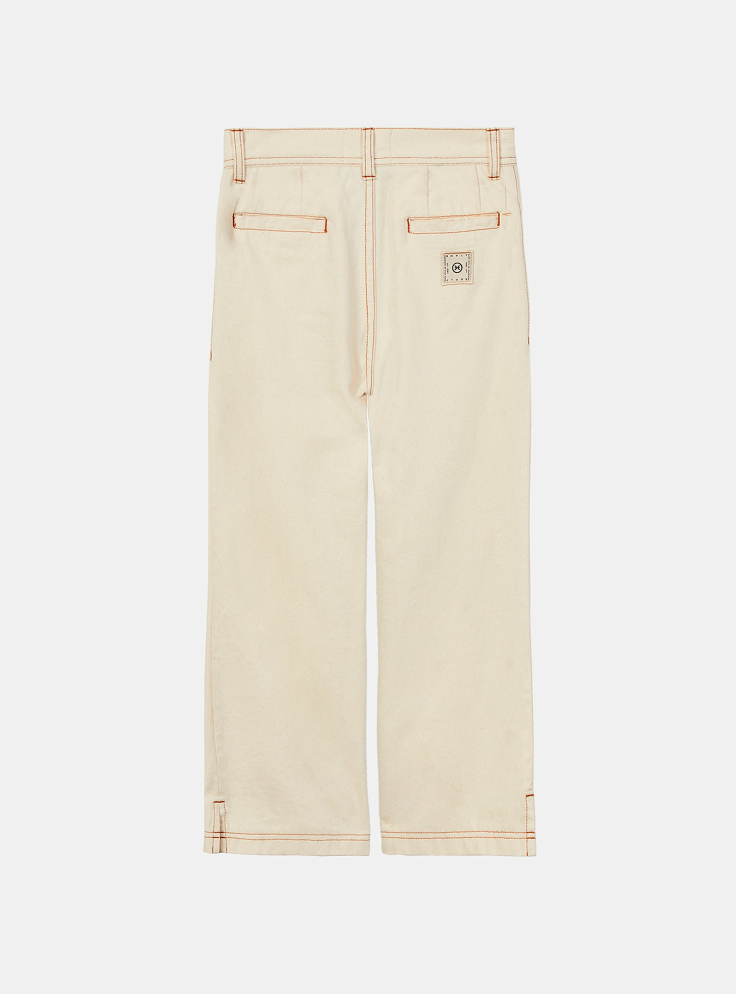Widen Pants White